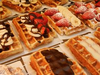 National Waffle Day - Where to get the best