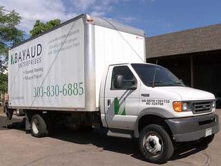 Truck will offer clean laundry, dignity