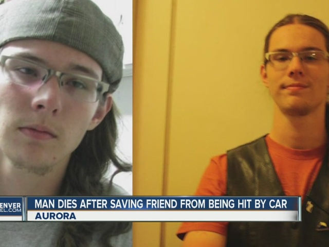 Man dies after saving friend from being hit car