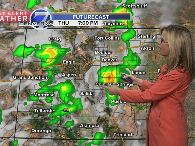 Rainy weather sticks around tonight, cool for Friday