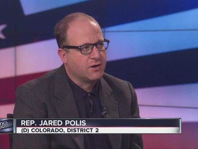 Rep. Jared Polis - District 2