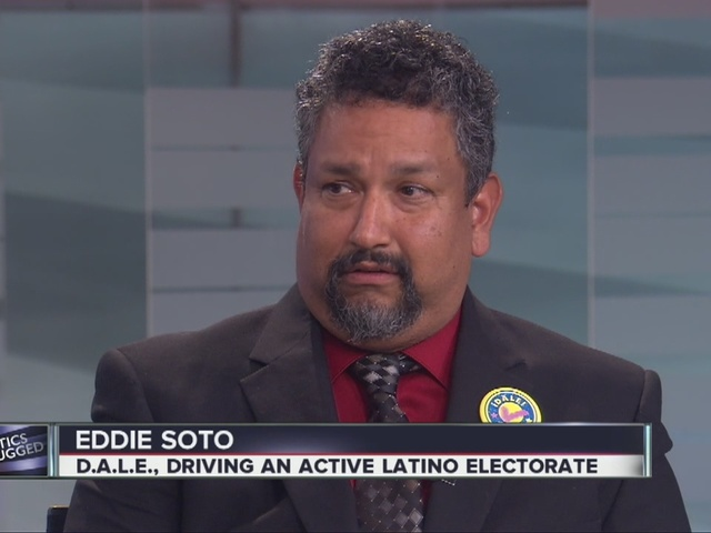 Outreach effort targets Latino voters