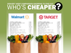 Target vs Walmart: Who's the pricing champ?