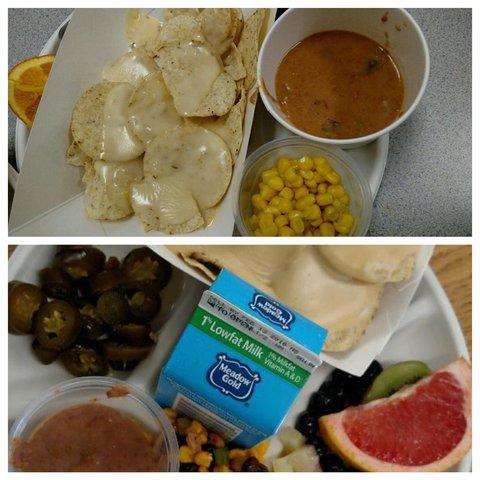 Moms say kids being served 'unfair' school meals
