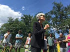 Green Party's Jill Stein campaigns in Colorado