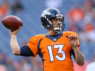 Broncos' Siemian clear favorite at QB spot