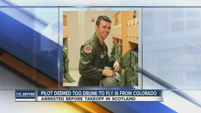 Colorado Native Pilot Arrested On Suspected Intoxication