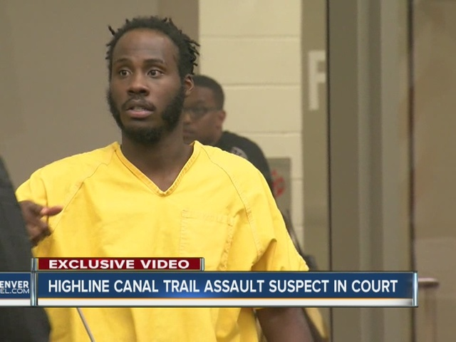 Bike path attack suspect in court