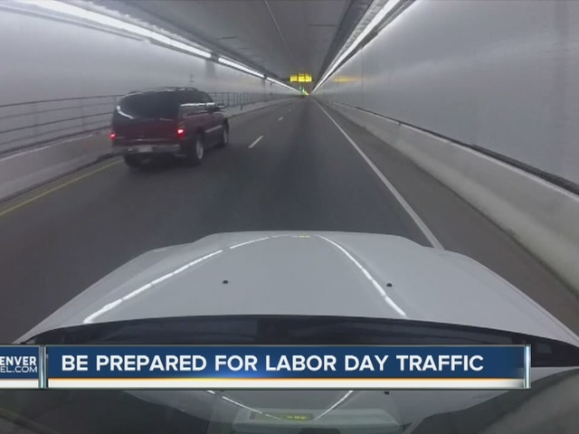 CDOT warning of Labor Day travel delays