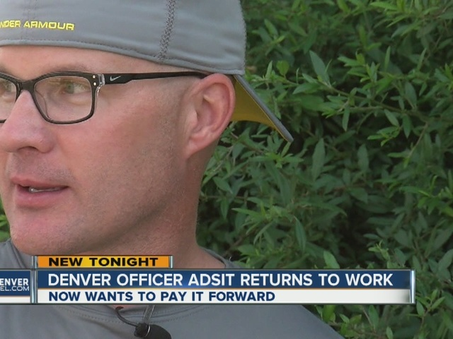 Officer Adsit to return to the force