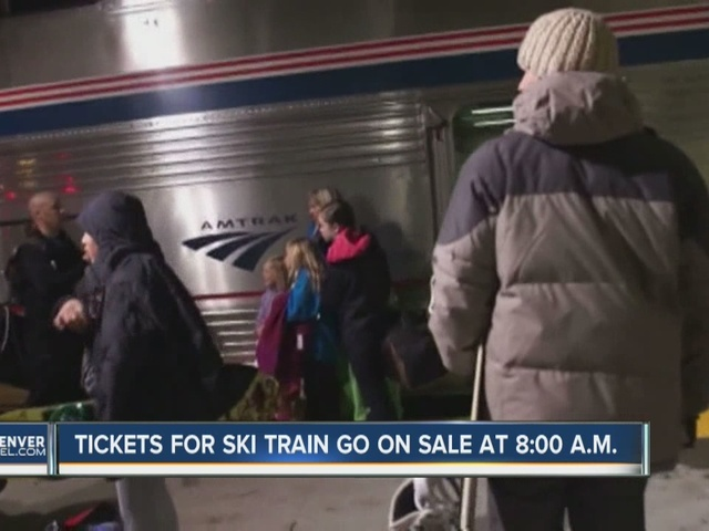 Ticket sales start Tuesday for new ski train