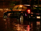 Tuesday storm brings hail, street flooding