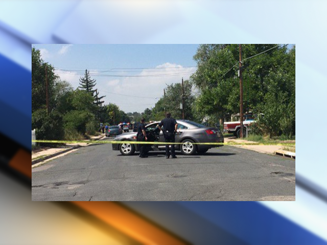 Denver man shot and killed by police after fleeing home