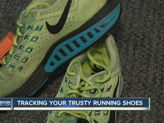CU student's device measures wear on shoes