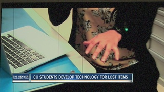 CU students invent loss prevention device