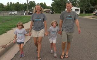 Walk raising money, awareness for Down syndrome