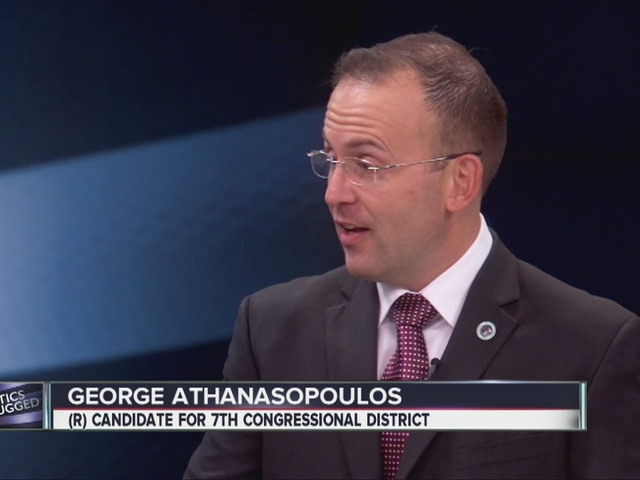George Athanasopoulos - Dist. 7