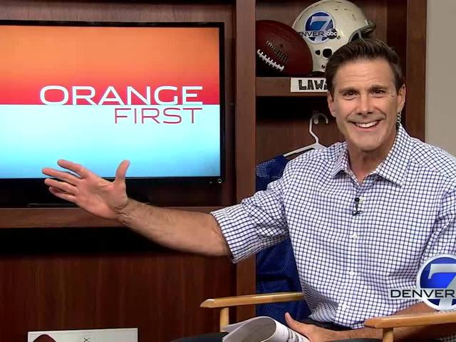 Orange First: Broncos prep for week 2