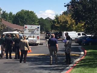 Man in custody after hostage situation
