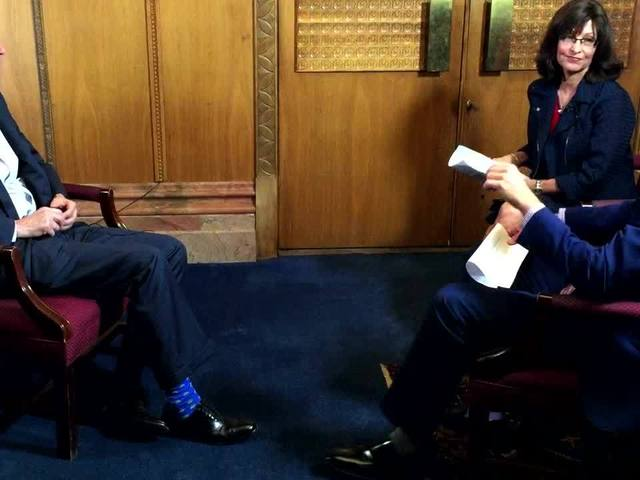 Governor John Hickenlooper RAW Interview