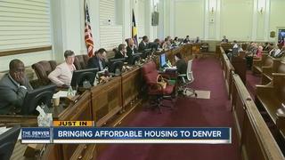 Denver council approves affordable housing fund