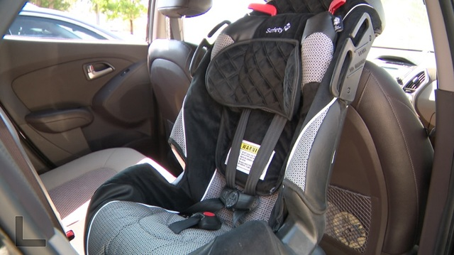 Genesys offers free auto seat safety checks