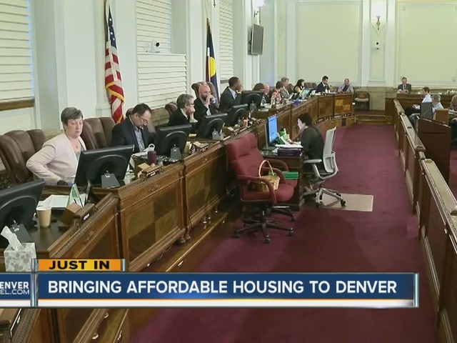 Denver City Council Approves City's First Affordable