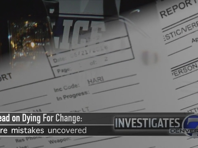 Dying for Change: Mistakes uncovered
