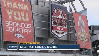 Mile High upgrades needed to stay competitive