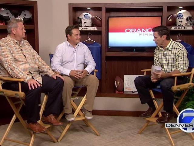 Orange First: Broncos prep for the Bengals