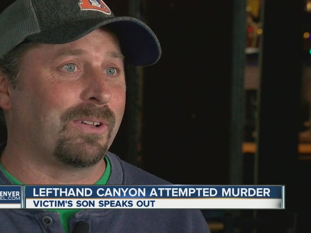 Son speaks after mother is beaten by hitchhiker