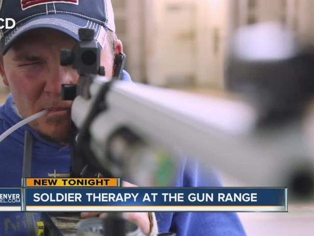 Adaptive airgun program helping vets with PTSD
