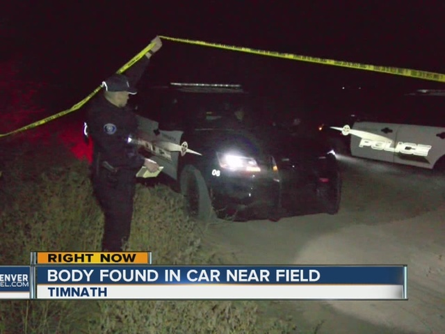 Body found in truck in Larimer County