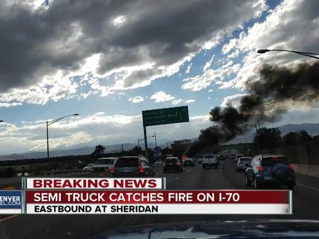 More crashes plague Colorado roads Friday