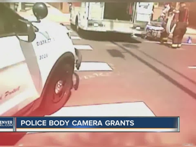 CO agencies will get money for body cams