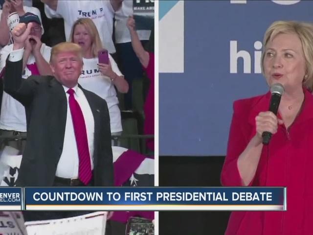 Clinton's double digit lead erased in Colorado