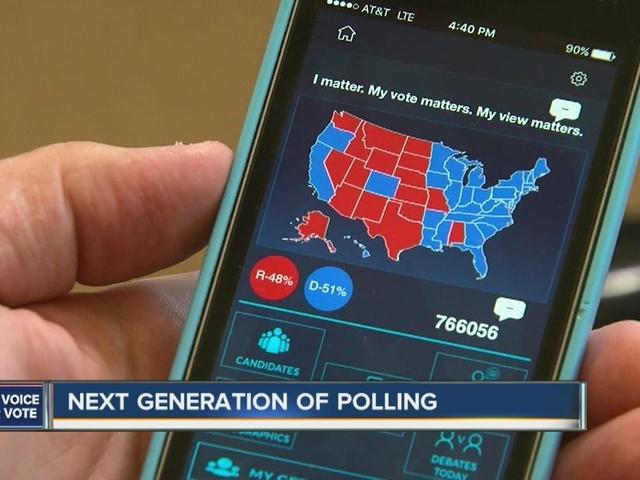 Colorado developer creates real-time polling app