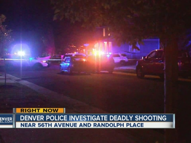Death investigation in Denver