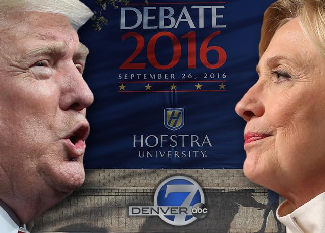 Full coverage of 1st presidential debate