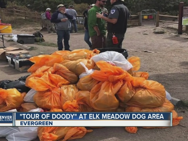 424 lbs of dog %&$# removed from dog park