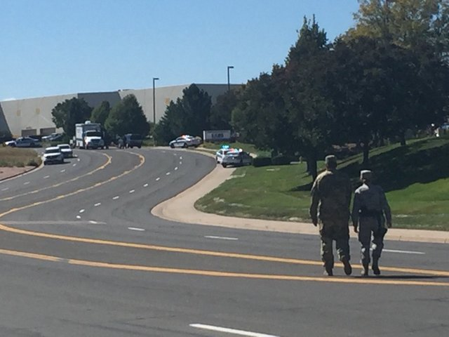 Suspicious item found near Natl. Guard building