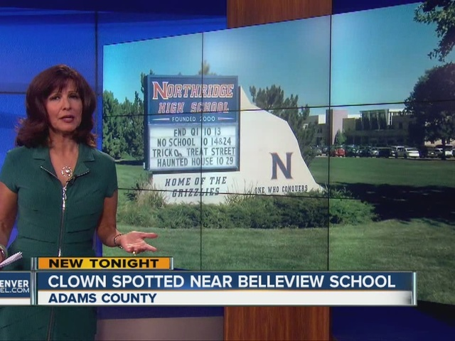 Greeley student admits to 'clown threat'