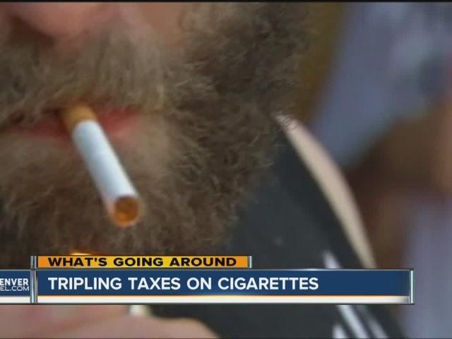 Proposed Cigarette Tax