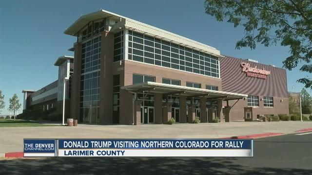 Trump adds Pueblo rally to Colorado campaign events on Monday