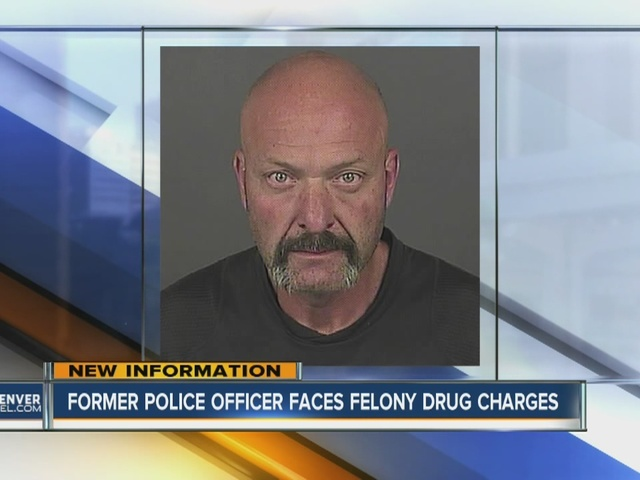 Former DPD narcotics officer faces drug charges