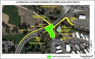 Driving You Crazy:Bear Creek bike path dangerous