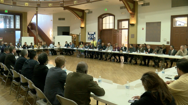 Deputy US Attorney General visits Denver to discuss police and community…