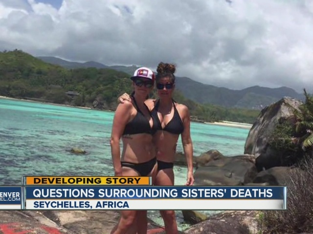 Excess water found in brain, lungs of sisters
