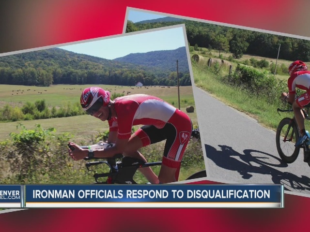 IRONMAN athlete disqualified for ChapStick use