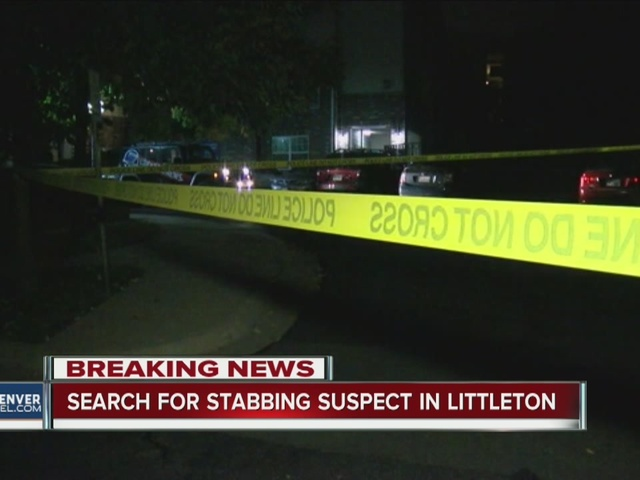 Man stabbed in Littleton